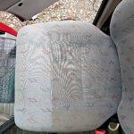 Czysczenie tapicerki w samochodze